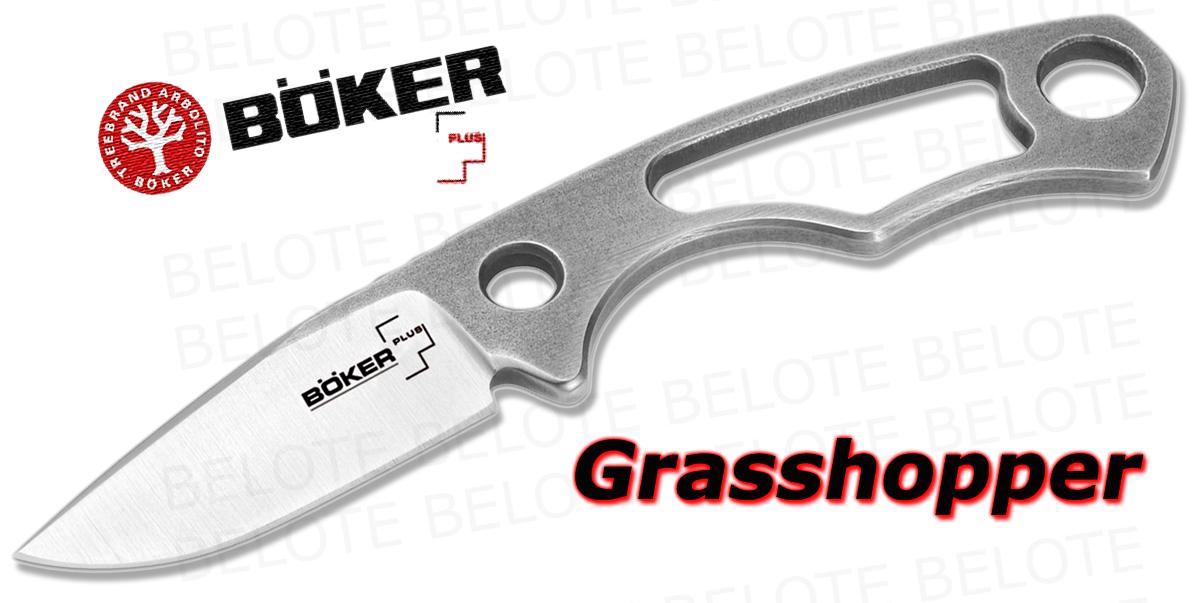Boker Plus Tom Krein Grasshopper Kydex Sheath 02bo265 Ebay
