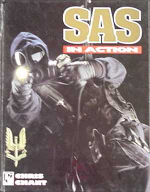 Sas In Action Book By Chris Chant Special Air Service Ebay
