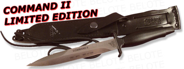 Gerber Limited Edition Command Ii Knife 30 000362 New Ebay