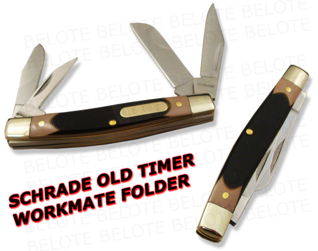 Schrade old timer knives dating
