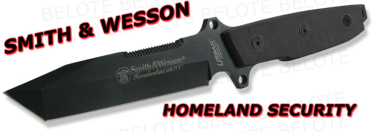 Smith Amp Wesson Survival Knife Black W Sheath Cksur4 Ebay