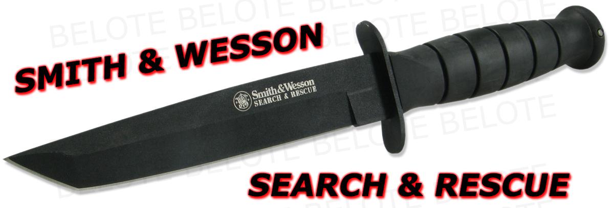 Smith Amp Wesson Search Amp Rescue Tanto W Sheath Cksurt Ebay