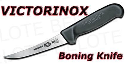 Victorinox Forschner 5 Quot Curved Boning Knife Black 40514 Ebay