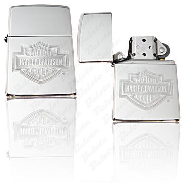 zippo lighters since 1932 m odel 24776 d escription harley davidson